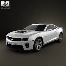 model camaro chevrolet camaro zl1 2011 3d model hum3d