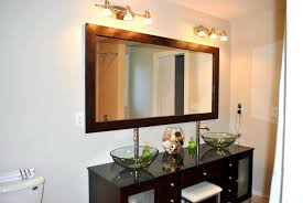 framing bathroom wall mirror breathtaking bathroom wall mirrors framing mirror ideas s framing