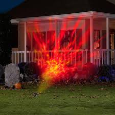 outdoor halloween lighting the perfect light show for halloween u2013 gizmations