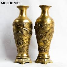 Brass Vase Value Popular Vintage Brass Vase Buy Cheap Vintage Brass Vase Lots From