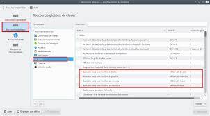 raccourci pour afficher le bureau raccourci clavier pour choisir une fenêtre forum francophone