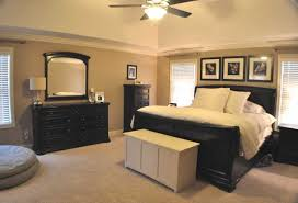 Colors For Master Bedroom And Bathroom Master Bedroom With Black And Tan Color Palette Like This But I