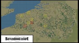 Ww2 Europe Map Battleground Europe World War 2 Online Up Page 4