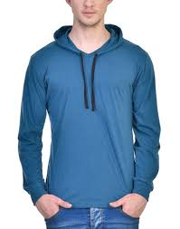 inkovy full sleeve men u0027s cotton hooded t shirt amazon in