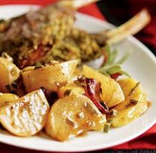 roasted turnips butternut squash with five spice glaze recipe