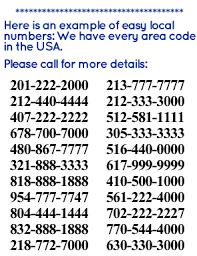 Buy Vanity Phone Number My Vanity Phone Numbers Png