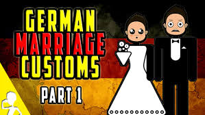 marriage in germany part 1 customs get germanized w nurgle