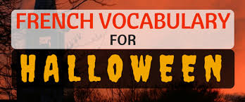 halloween in france french vocabulary for halloween