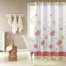 alyssa fabric shower curtain saturday knight curtainshop com