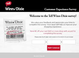Winn Dixie Hours Thanksgiving Winn Dixie Survey Guide Customer Survey Assist