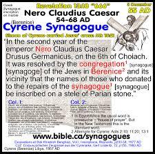 ancient synagogues 23 new testament synagogues