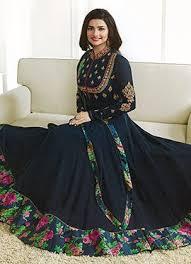 blue dresses online buy indian ethnic wear blue color blue