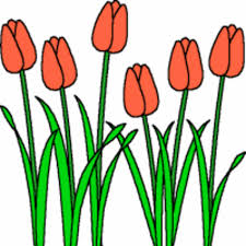 flower garden clipart free clipart collection ladybird and