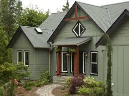 exterior paint trim gray green exterior paint colors green