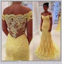 yellow wedding dress yellow lace bridesmaid dresses naf dresses