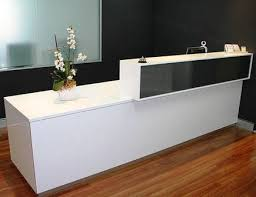 Reception Desks Block Reception Desk