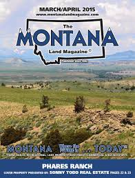 Montana Ranches For Sale Otter Buttes Ranch by Montana Land Magazine March April 2015 By Billings Gazette Issuu