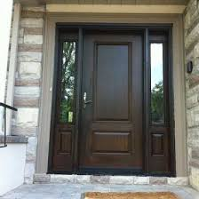 Stain For Fiberglass Exterior Doors Fiberglass Doors Toronto Wood Grain Fiberglass Doors