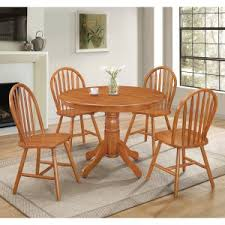 Oak Dining Table Chairs Maple Kitchen U0026 Dining Table Sets Hayneedle