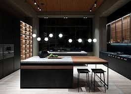 modern kitchen black cabinets 80 black kitchen cabinets the most creative designs