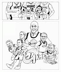 first paper free michael jordan logo coloring pages widetheme