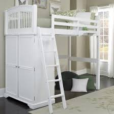 Loft Beds With Desks And Storage Kids Loft Beds Rosenberry Rooms