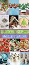 25 adorable christmas dessert recipes tieflow