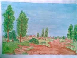 dessin paysages apprendre à dessiner dessins pour les enfants