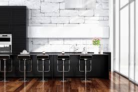 pied bar cuisine 52 idées design de tabouret de cuisine pour aménager un bar ou un