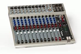 Sound Desk Peavey Pv14 Mixing Desk Music Room London