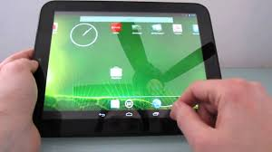 touchpad android hp touchpad running android 4 2 2 cm10 1 with hd decoding