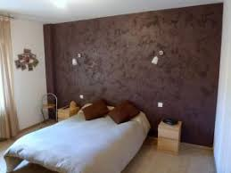 couleur tendance chambre à coucher la peinture sablée par renovplus
