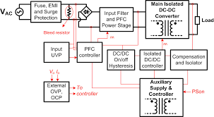 component ac voltage regulator circuit one power supply diagram