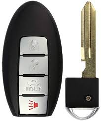 nissan murano key fob replacement keylessoption keyless entry remote control car smart key fob
