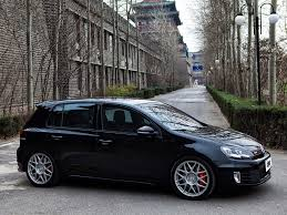 volkswagen golf mk6 vw golf gti mk6 on hre r40 6speedonline porsche forum and