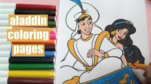disney coloring pages color disney aladdin jasmine