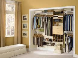 bedroom amazing walk in closet ideas for man elegant wooden