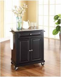 crosley furniture kitchen cart check out these bargains on crosley furniture stainless steel top