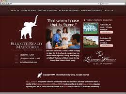 website homepage design south jersey custom web design portfolio ellicott mack