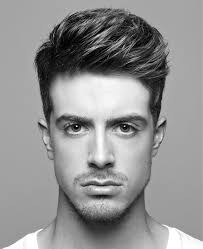 hairstyles for men with square jaws men s hairstyles suitable for face shape 2016 2017