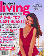 Budget Living Magazine  The First Family of Frugal