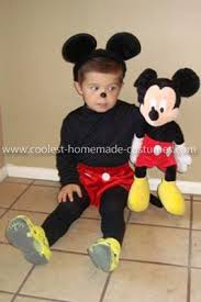 Cool Halloween Costumes Kids Boys 20 Mickey Mouse Toddler Costume Ideas Mickey