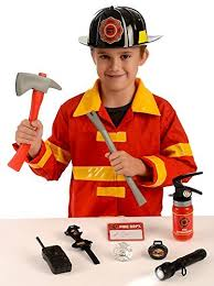 firefighter costume kangaroo s play firefighter costume fireman toys kit 11 pc