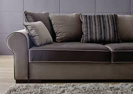 sofa schlaffunktion bettkasten sofa sofas 256x106x74 cm landhausstil