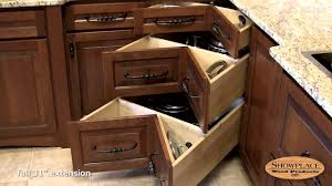 Corner Drawer Kitchen Cabinet  Also Cabinets With Pictures - Draw kitchen cabinets