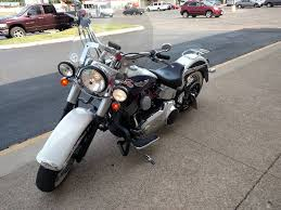 harley davidson softail deluxe in ohio for sale used