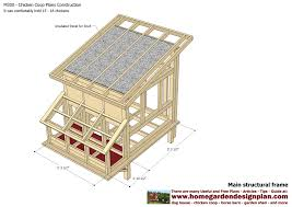 home garden plans m300 chicken coop plans chicken coop design