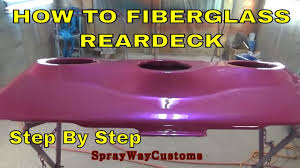 how to make a fiberglass subwoofer box 19 steps with pictures how to fiberglass rear deck dash door panels sub box etc