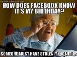 Birthday Funny Meme - funny hilarious meme fun humor pics happy birthday funny meme old