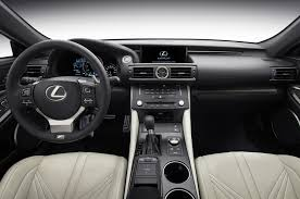 rcf lexus grey rc f centre console facelift is version lexus is 300h is
